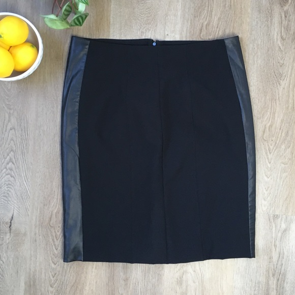 Malene Grotrian Black Pencil Skirt